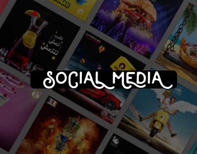 social media (Food)