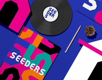 Seeders Brand Identity Design.