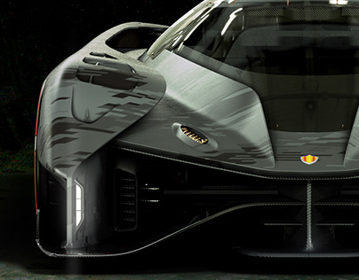 Koenigsegg Ghost