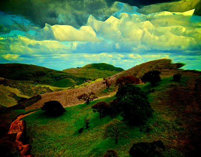 abstract lands
