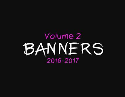 Banners | Vol II | 2017-2017