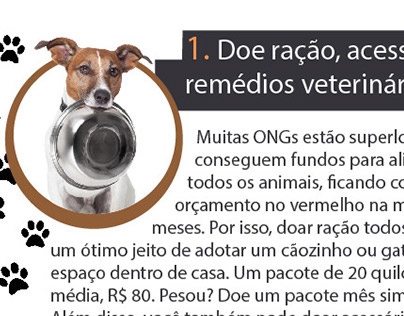 Revista dos animais