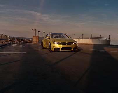 BMW M4 Liberity Walk Edition | CGI