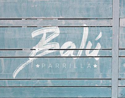 Balu Brand Redesign