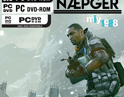 NÆPĞÉR game cover