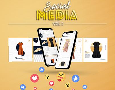 social media for Mohsen Brand