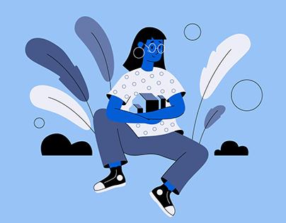 Illustrations for Rental App