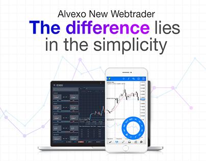 Alvexo - Website Redesign