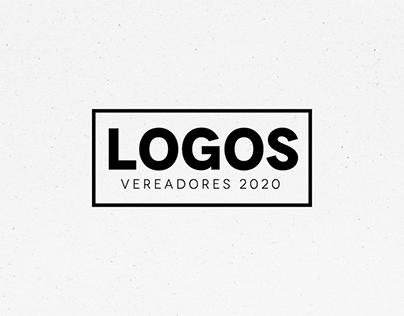 LOGOS - VEREADORES 2020