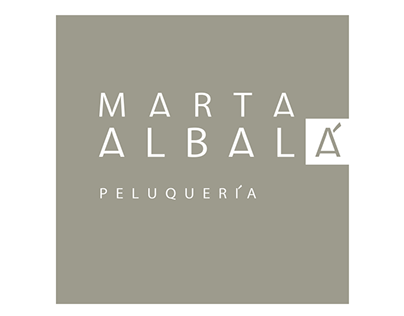 Marta Albalá / Peluquería