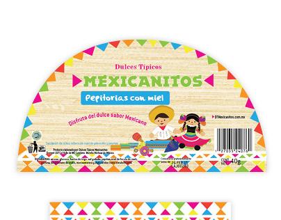 Mexicanitos-Dulcería