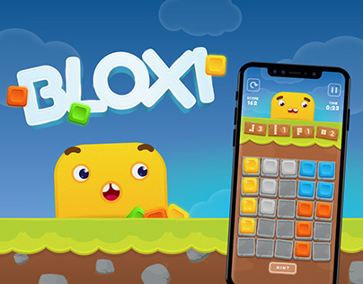 Bloxi - Mobile Game
