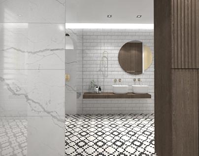 bathroom - 3 variants
