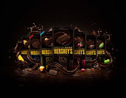 Hershey's Special Dark Flavors