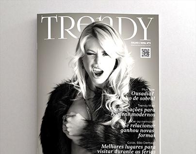 Trendy Magazine - 3º Ed. - Goiânia - GO