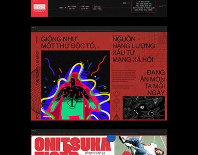 Selected E-Magazine Covers
