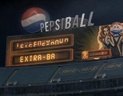 Pepsi - Pinball