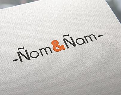 Logo Ñom&Ñam