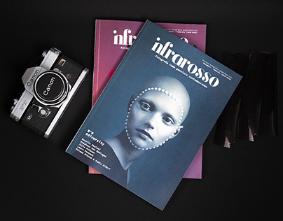 INFRAROSSO // #0 Photography Magazine about #diversity