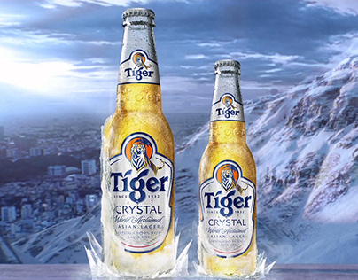 Tiger CRYSTAL campaign