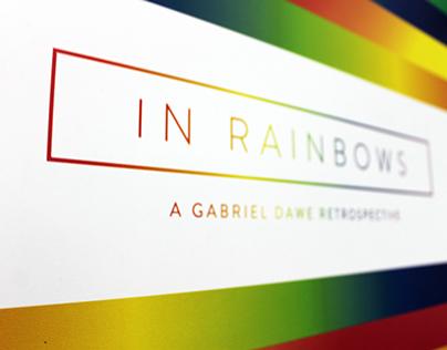 In Rainbows: A Gabriel Dawe Retrospective