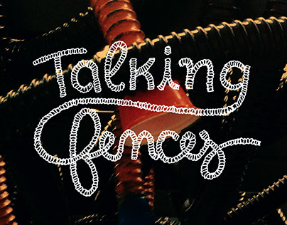 Talking fences