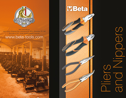 2009 Beta Tools Price List Design Concepts