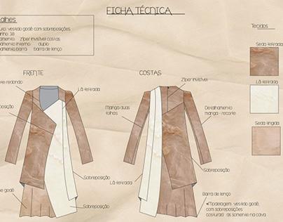 TCC Jéssica Volpin: Design de moda - Estilismo 2012