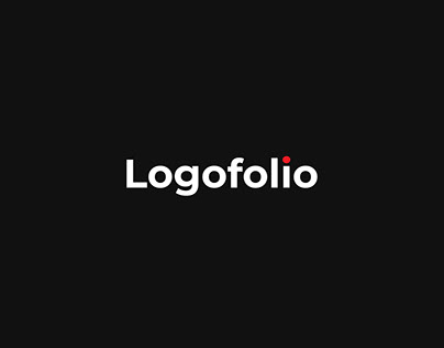 Logofolio 1 font Family 5 concepts...