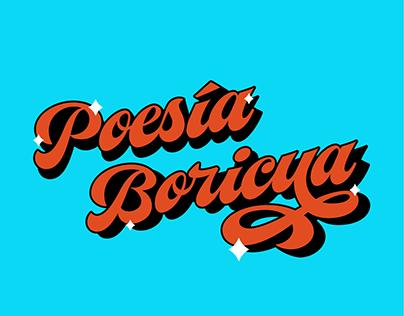 Poesía Boricua