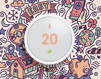 Nest Illustration Contest Winner