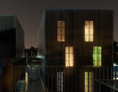 Monsumm architectural visualizaion