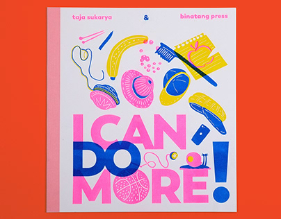 I Can Do More - Picture Book