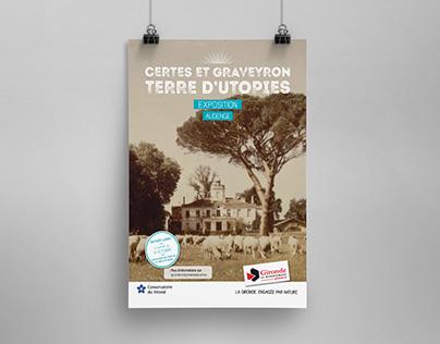 Exposition Domaine de Certes & Graveyron