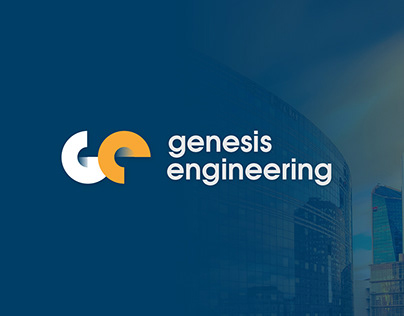The corporate identity of Genesis Engineering