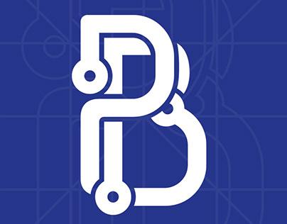 Logo pour un bureau d'étude en électronique