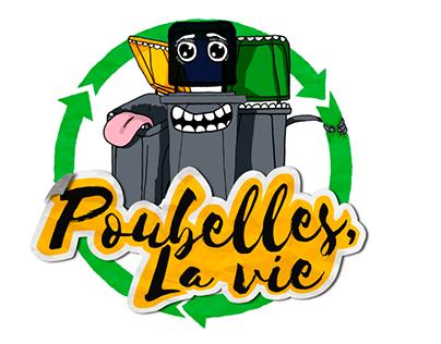 Websérie Poubelles, la vie