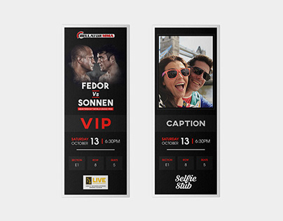 Selfie Stub | Ticket
