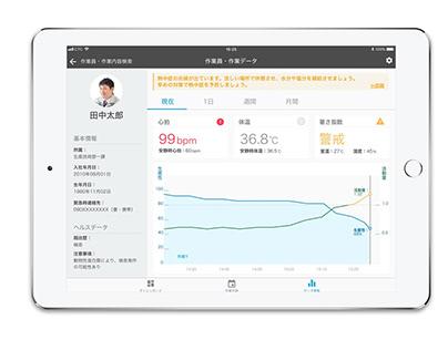 Bio-data & Productivity Visualizer