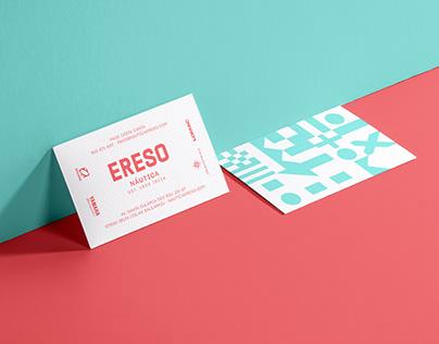 Náutica Ereso – Rebranding Project