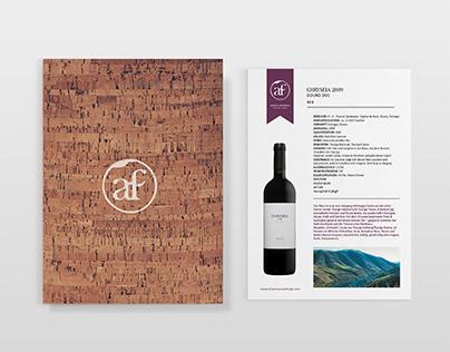 Angela Figueiras • Wein aus Portugal