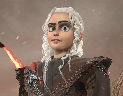 Mother of the dragons