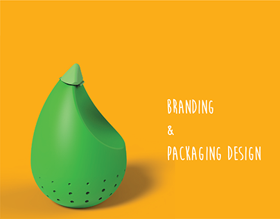Aam Panna - Packaging Design