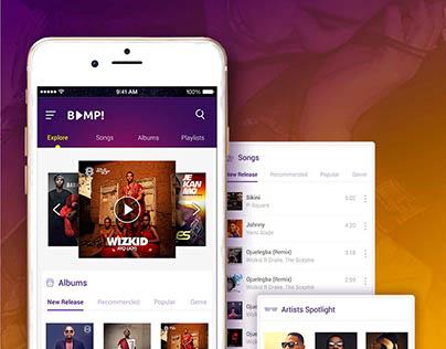 BOMP - Mobile App!