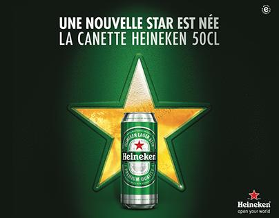 Event Heineken 50CL
