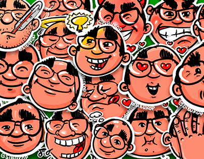 Personal sticker pack