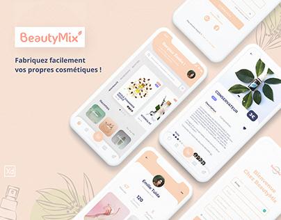 Beauty Mix App