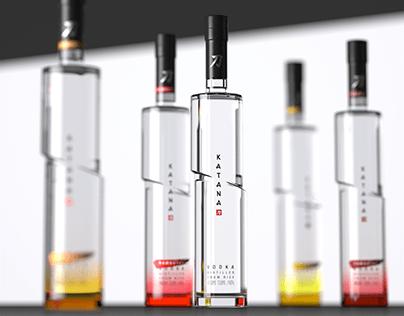 Vodka SAMURAI/KATANA
