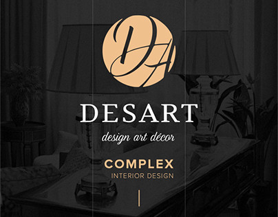 Desartdecor - Interior design website