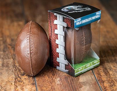 Chocolate Football Packaging